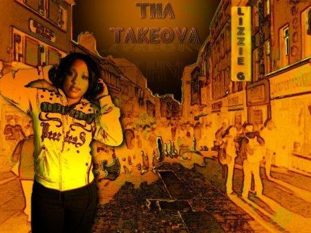 Album cover for THE TAKEOVA, 2010.