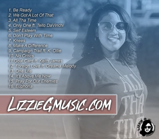 LIZZIE G EMBRACE THE GRIND ALBUM BACK COVER 2-2