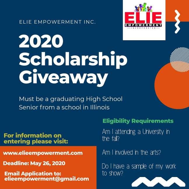 EE Scholarship Giveaway